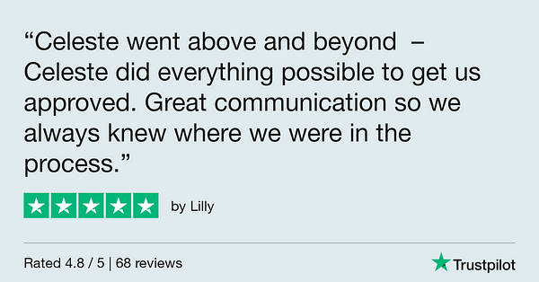 Trustpilot Review - Lilly