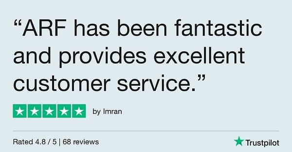 Trustpilot Review - Imran