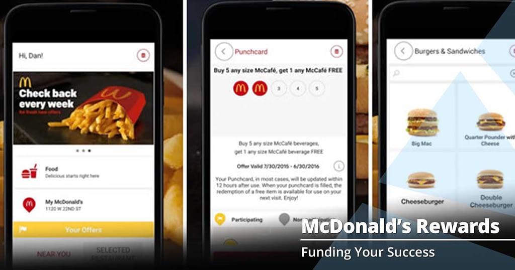 McDonald's Rewards Program Launches in July