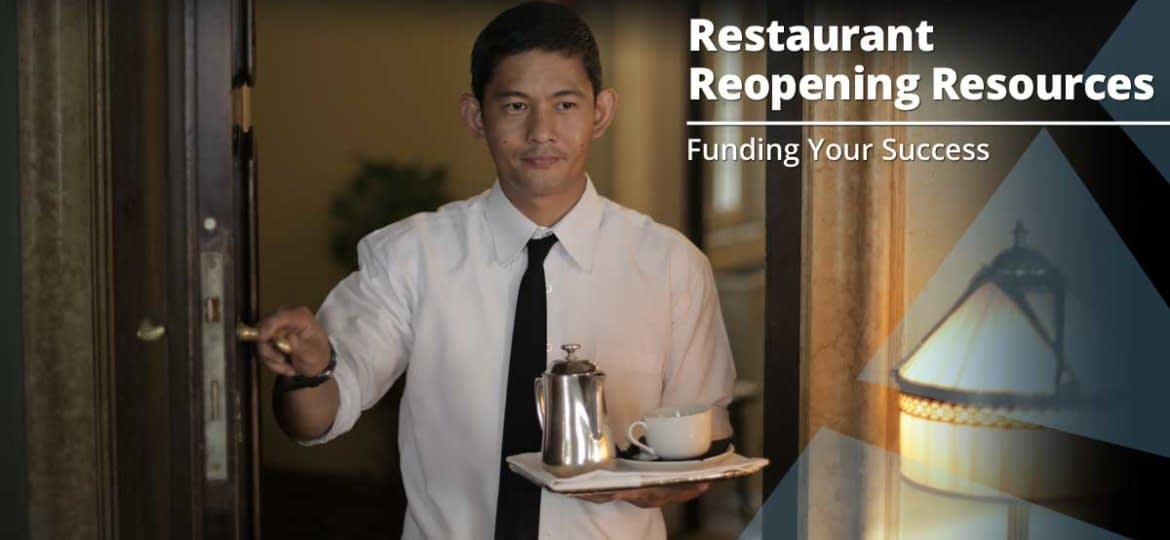 Reopening Resources for Your Restaurant