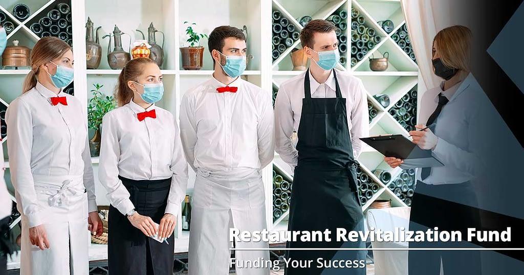 SBA Recently Released a Sample Restaurant Revitalization Fund Application