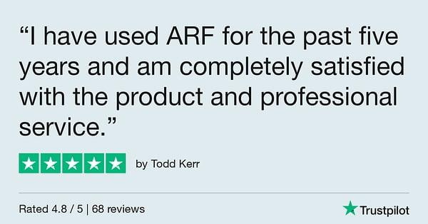Trustpilot Review - Todd Kerr