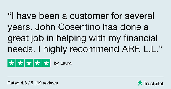 Trustpilot Review - Laura