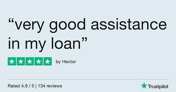 Trustpilot Review - Hector