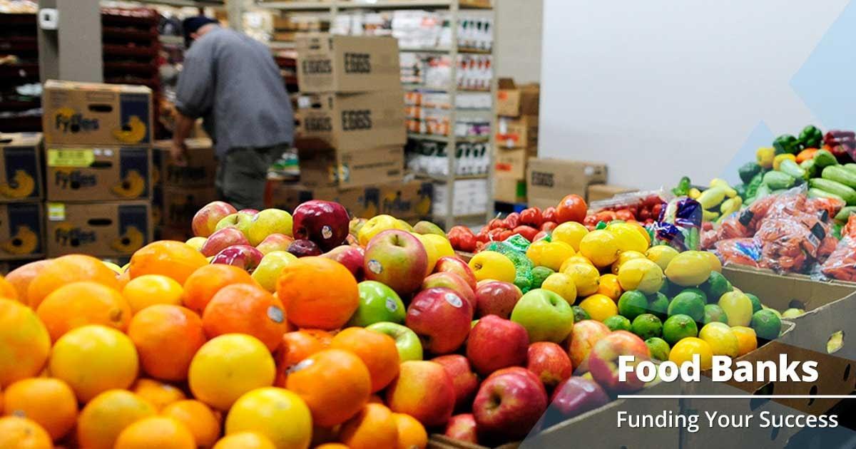 Food Banks Introduce Online Ordering