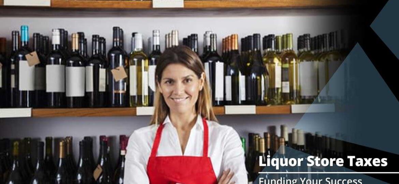 liquor store taxes