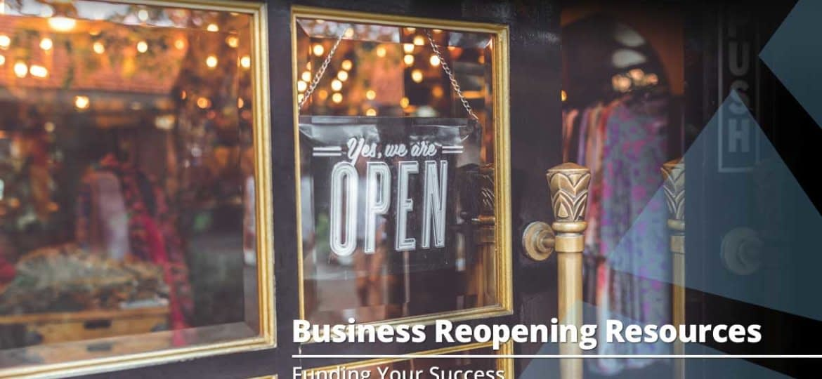 Reopening Resources For Your Business