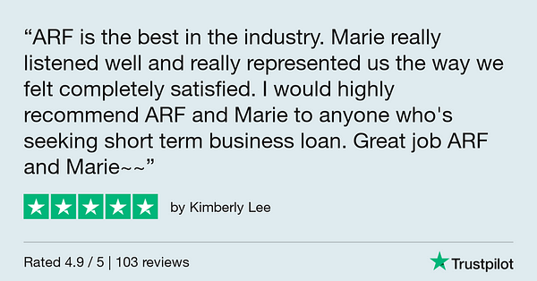 Trustpilot Review - Kimberly Lee