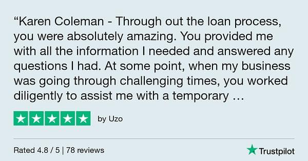 Trustpilot Review- Jon Kodama