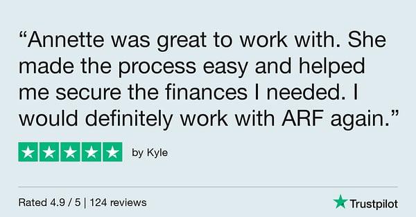 Trustpilot Review - Kyle