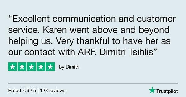 Trustpilot Review - Dimitri (1)
